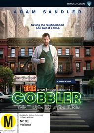 The Cobbler on DVD