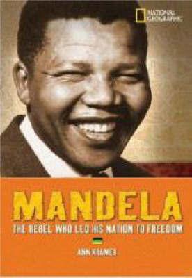 Mandela by Ann Kramer