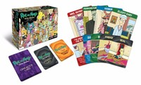 Rick and Morty: Total Rickall - Cooperative Card Game image