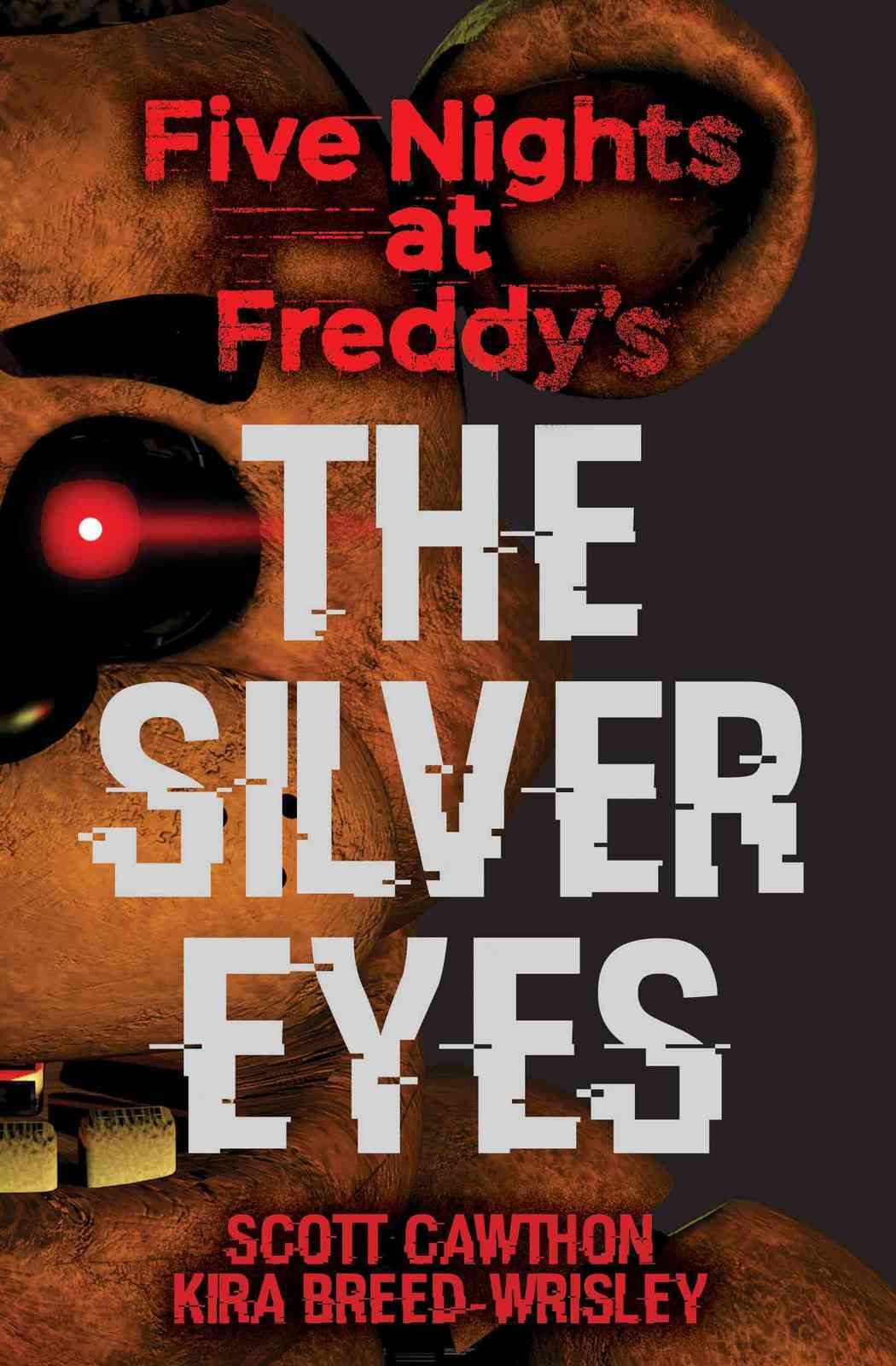 Five Nights at Freddy's: The Silver Eyes by Scott Cawthon image