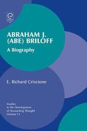Abraham J. (Abe) Briloff by Richard Criscione