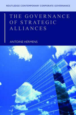 The Governance of Strategic Alliances by Antoine Hermens image
