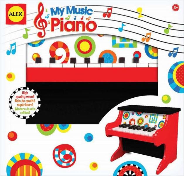 Alex: My Music Piano