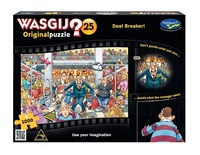 Wasgij: Deal Breaker #25 - 1000pc Puzzle image