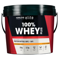 Horleys 100% Whey Plus - Caramel (2.5kg)