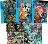 Fantastic Four Set II by Jeff Parker image