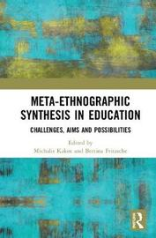 Meta-Ethnographic Synthesis in Education image