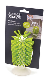 Joseph Joseph Brush Up In-Sink Brush - Green