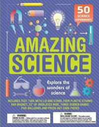 Science Lab: Amazing Science by Anna Claybourne