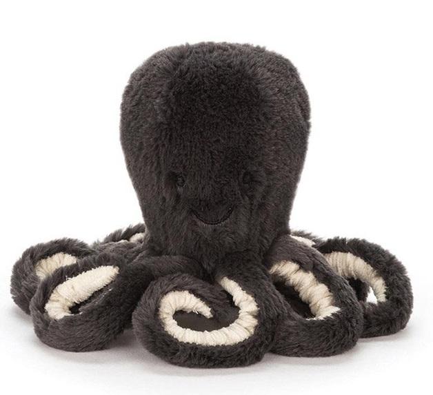 Jellycat: Inky Octopus - Baby Plush