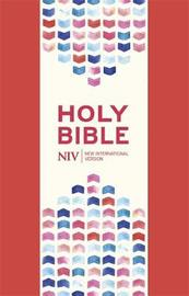 NIV Thinline Cloth Bible by New International Version