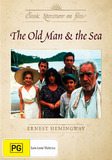 The Old Man & The Sea DVD