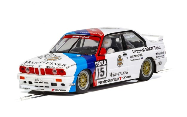 Scalextric: BMW E30 M3 DTM #15 - Slot Car