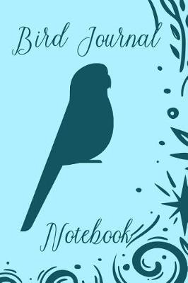 Bird Journal Notebook by Josiane Hughes