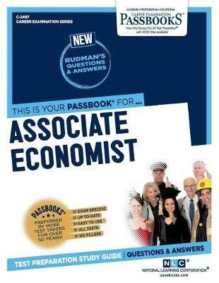 Associate Economist by National Learning Corporation image