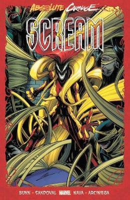 Absolute Carnage: Scream by Marvel Comics