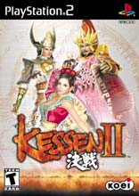 Kessen II for PS2