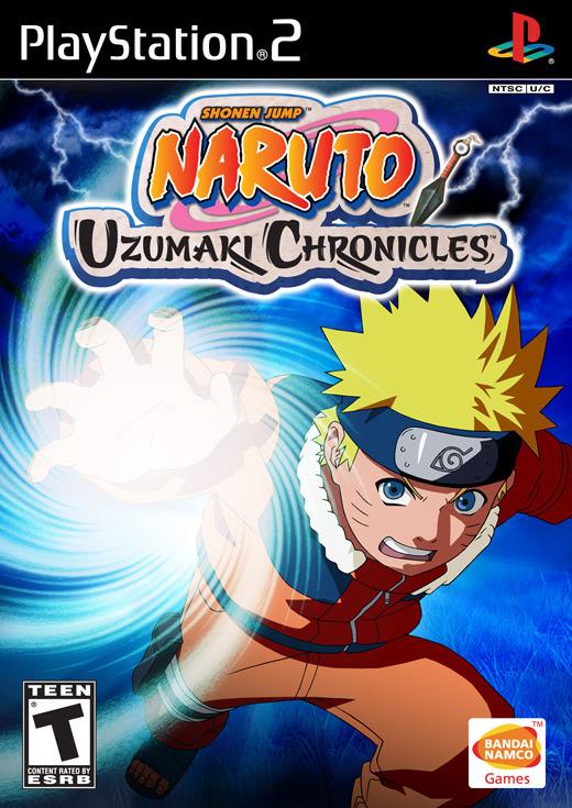 Naruto: Uzumaki Chronicles for PlayStation 2