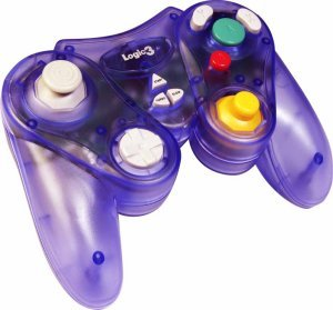 Logic 3 GameCube Game Pad for GameCube