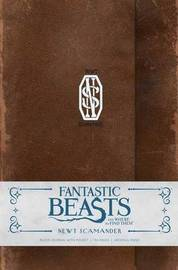 Fantastic Beasts and Where to Find Them: Newt Scamander Journal by Insight Editions