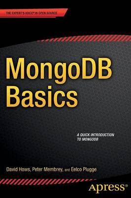 MongoDB Basics by Peter Membrey