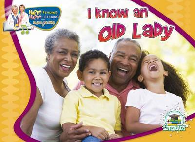 I Know an Old Lady by Dr Jean Feldman image