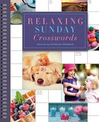Relaxing Sunday Crosswords by Stanley Newman
