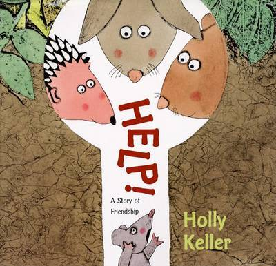 Help! by Holly Keller image