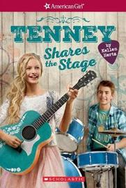 Tenney Shares the Stage by Kellen Hertz