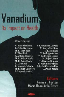 Vanadium by Teresa I. Fortoul