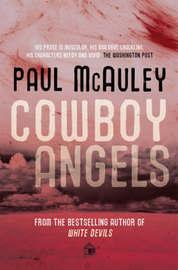 Cowboy Angels by Paul McAuley image