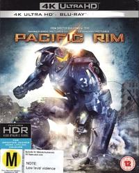 Pacific Rim on Blu-ray, UHD Blu-ray