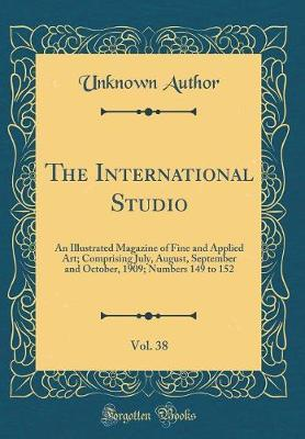 The International Studio, Vol. 38 by Unknown Author image