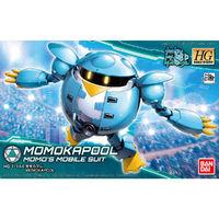 HGBD 1/144 Momokapool - Model kit