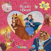 Beauty and the Beast – My First Puzzle Book