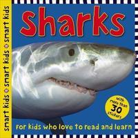 Smart Kids Sticker Sharks by Roger Priddy