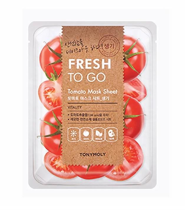 Tony Moly: Fresh To Go Sheet Mask - Tomato (22g)