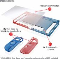 Nyko Switch Thin Case Neon for Switch image