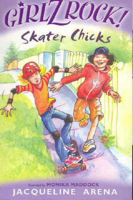 Girlz Rock 20: Skater Chicks by Jacqueline Arena image