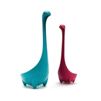 Nessie & Mamma Nessie (Turquoise & Purple)