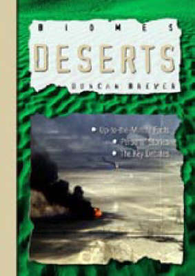 Deserts by Duncan Brewer image