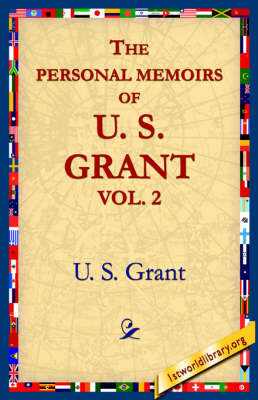 The Personal Memoirs of U.S. Grant, Vol 2. by Ulysses S Grant image