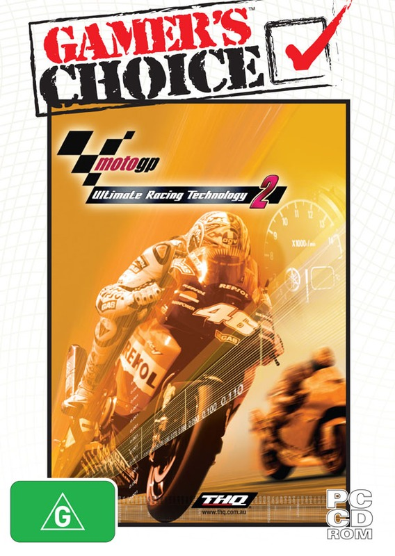 MotoGP Ultimate Racing Technology 2 for PC Games