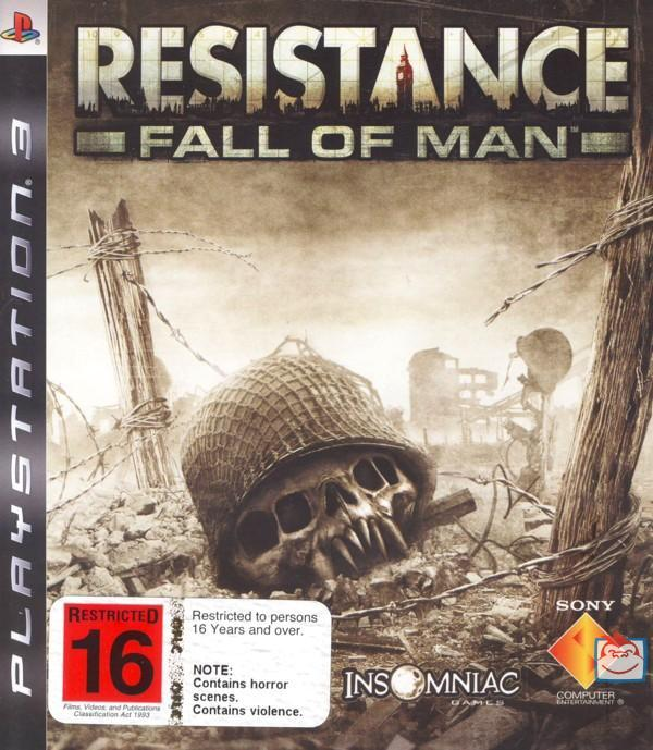 PlayStation 3 Console with Resistance: Fall of Man Platinum for PS3