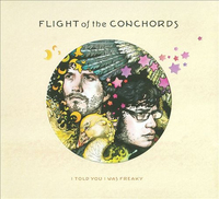 I Told You I Was Freaky (LP) by Flight of the Conchords