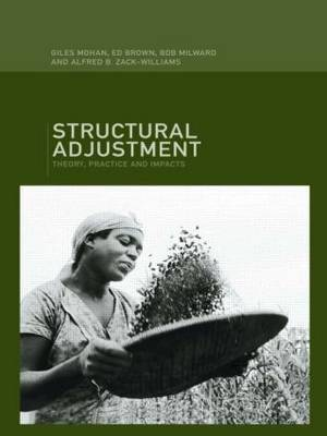 Structural Adjustment by Giles Mohan