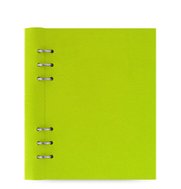 Filofax - A5 Clipbook - Pear