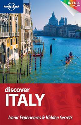Discover Italy (Au and UK) by Cristian Bonetto image