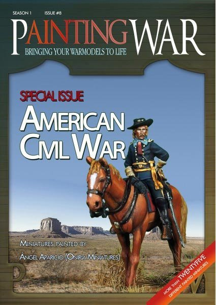 Painting War - American Civil War Painting Guide #8