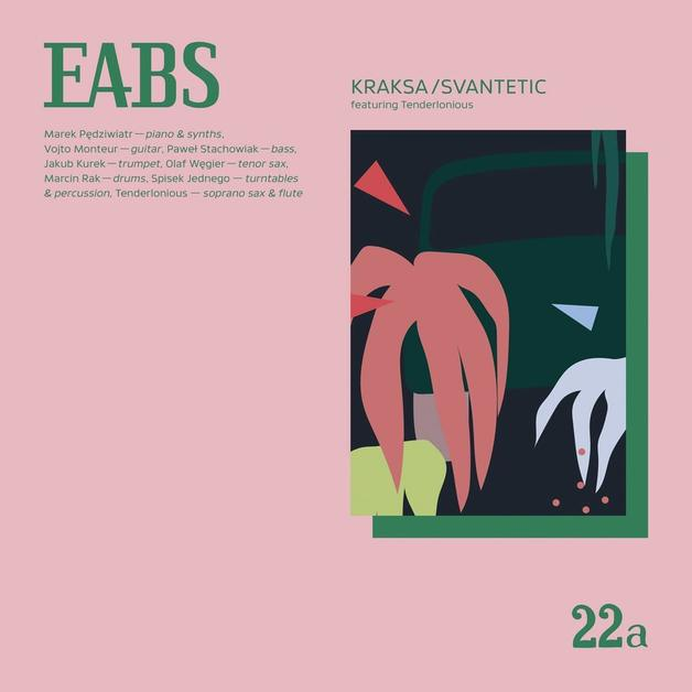 Kraksa / Svantetic feat. Tenderlonious by EABS